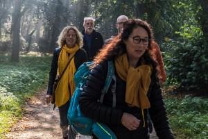 Houtmoed wandeling
